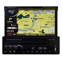 Dvd Automotivo Napoli 7968 7 Tv Usb Sd Gps Ipod Bluetooth...