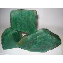 Gema Aventurina Natural Bruta 3cm Pedra P/colecionador!