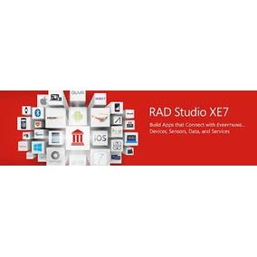 Mydac Profissional Rad Studio Xe7