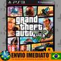 Gta V Gta 5 Grand Theft Auto Ps3 Digital Psn Português