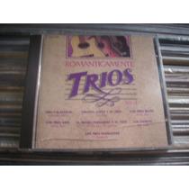 Románticamente Trios Vol. 4 - Varios Cd En Buen Estado
