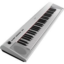 Yamaha Np-12 Blanco Piano Digital Piaggero Envio Gratis