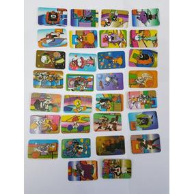 Tazo Cards Figurinhas Pops Space Jam Elma Chips Space Jam