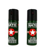 Spray De Pimenta Nato Extra Forte 40ml Defesa Pessoal!!!!!!!