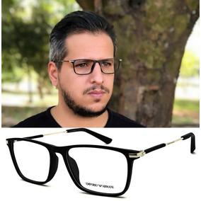 Oculo De Grau Masculino Armani Armacoes Outras Marcas - Óculos no ... 903fb6d222