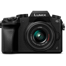 Panasonic Lumix G7 4k Mirrorles Con 14-42mm A Pedido Colores