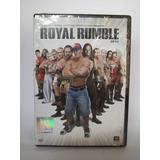Dvd Wwe Royal Rumble 2010