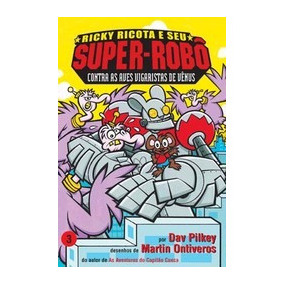 Ricky Ricota E Seu Super Robo - Vol 3 - Cosacnaify
