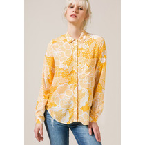Camisa Flores Portsaid Points Aniston