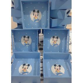 Bandejas Mickey Bebe- Hombre Araña-toy Story Y Mas!!
