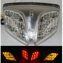 Lanterna Traseira Pisca Integrado Led Srad Gsxr 750 1000