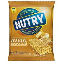 Barra Cereal Nutry 22g Vários Sabores