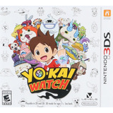 Videojuego Yo-kai Watch Nintendo 3ds Gamer