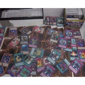 Lotes De 50 Cartas En Español Yu Gi Oh! Originales.