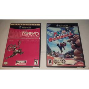Lote N Juego Nintendo Gamecube Dave Mirra 2 Mario