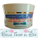 Crema Liposomada Coenzima Q10 Plus Hialuronico Biocom X 50gr