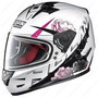 Casco Nolan N64 Mod Stylet Motociclismo Dama