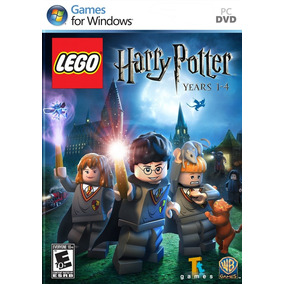 Jogo Lego Harry Potter - Anos 1 A 4 - Pc