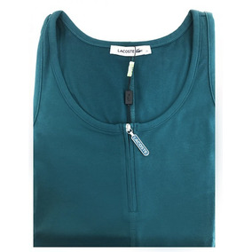 Musculosa Lacoste, Mujer, Pique, Tf0075
