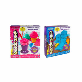 Kinetic Sand Heladeria / Construccion Ploppy 495734