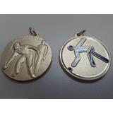 Medallas Bolas Criollas