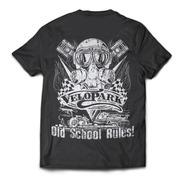 Camiseta - Velopark Rules