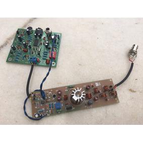 Placa Amplificadora De 3w + Pll Bh1417f