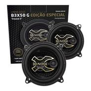 Alto Falante 5 Polegadas Bravox B3x50x Gold 50w Rms