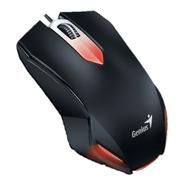 Mouse Gamer Iluminado Genius Compatible Windows Mac-os