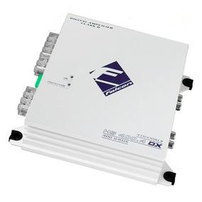 Amplificador Lançamento Falcon Hs 400.4 Dx Canais 4/3/2