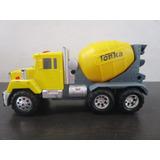Camion Mixer Cementero Escala 17cm Coleccion Tonka Usado