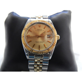 Remato Rolex Datejust Thunderbird Champagne Dial Ref 1625 !!