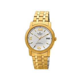 900b469c1b0 Relógio Masculino Dourado - Relógio Champion Masculino no Mercado ...
