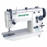 Máquina De Coser Industrial Costura Recta Y Zig Zag Zoje