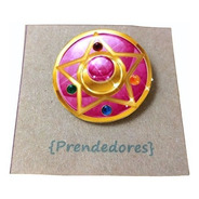 Prendedor Sailor Moon Broche De Transformación Anime
