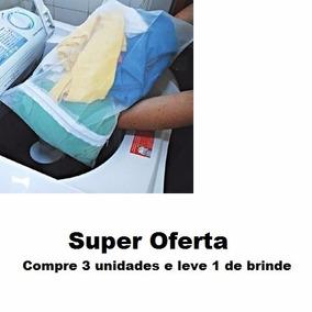 Sacola Saco Máquina Lavar Roupa Compre 3 E Ganhe 1 Promoção