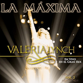 Valeria Lynch - La Maxima Vol. 2 - Cd