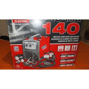 Maquina Soldar Microwire Mig Lincoln Pro Mig 140
