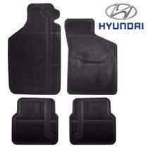 Tapete Automotivo Pvc Linha Específica Hyundai Hb20