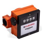 Cuenta Litros Caudalimetro 4/8 Dígitos Kushiro Clk-4