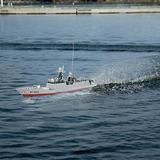 Ht-3831a Radio 1/275 Batalla Rc Buque De Guerra Barco Fraga