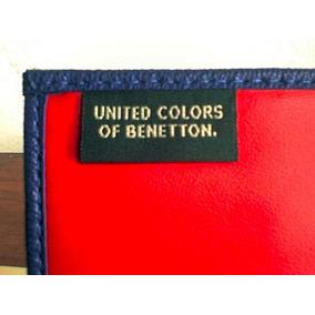 Billetera Original Benetton Unisex Stock Final Oferta S/.120