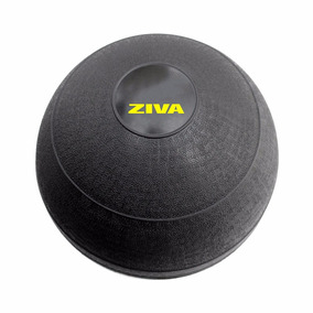 Bola Medicinal Slam Ball 12 Kg Ziva Sbst-0327 Pvc Resistente