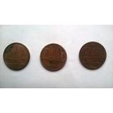 Lote De Monedas Colombianas Antiguas De Cinco Pesos