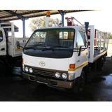 Alternador Toyota Dina Camion 50a (hd)12v Vulco 12357
