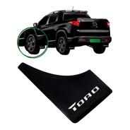 Juego X 4 Barreros Goma Fiat Toro ( Delanteros + Traseros )