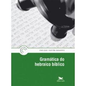 Gramatica Do Hebraico Biblico