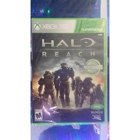 Halo Reach Nuevo - Xbox 360 Fisico.