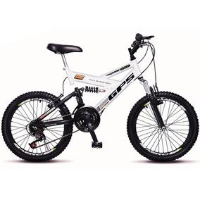 Bicicleta Colli Fulls Gps Aro 20 Dupla Suspensão 21m 310.05
