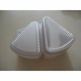 Envases Plástico Triangulares Desechables Para Tortas!
